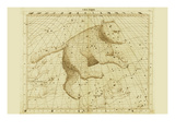 Ursa Major Prints by Sir John Flamsteed