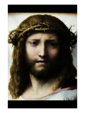 Head of Christ Prints by Antonio Allegri Da Correggio