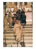 The Triumph of Titus Prints by Sir Lawrence Alma-Tadema
