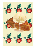 Apple Apple Apple Pie Prints by Sara Pierce