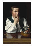 Portrait of Paul Revere Prints by John Singleton Copley