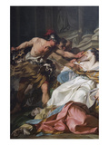 Death of Harmonia Prints by Jean Baptiste Marie Pierre