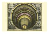 Corprum Coelestium Art by Andreas Cellarius