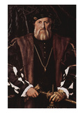 Charles De Solier Portrait Posters by Hans Holbein the Younger