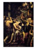 Christ Coronation Poster by  Titian (Tiziano Vecelli)