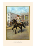 Garde De Corps - Kettle Drummer and Regimental Band Prints by G. Arnold