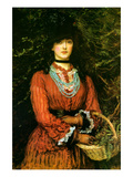 Portrait Evelyn Tennant Prints by John Everett Millais