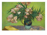 Oleanders Poster by Vincent van Gogh