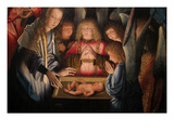 Adoration of the Christ Child Prints by Jan Jost