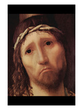 Ecce Homo Photographie par Antonello da Messina
