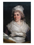 Mrs. Richard Bache (Sarah Franklin, 1743–1808) Posters by John Hoppner