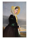 Euphemia White Van Rensselaer, 1842 Prints by George Peter Alexander Healy