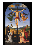 Crucified Christ Affiches par  Raphael
