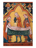 Preparation of Christ&#39;s Body for His Entombment Posters