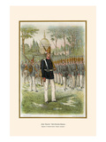 Emperor Alexander - Regiment of Grenadier Guards Posters by G. Arnold