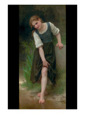 The Ford Prints by William Adolphe Bouguereau
