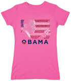 Juniors: Barack Obama T-Shirt