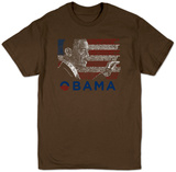 Barack Obama T-skjorter