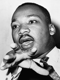Theater-Martin Luther King Photographic Print by  WGI
