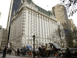 Plaza Hotel Photographic Print by Gregory Bull