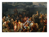 The Triumph of Aemilius Paulus, Prints by Carle Vernet