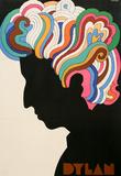 Dylan Edições especiais por Milton Glaser