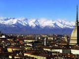 Italy Travel Trip Turin Photographic Print by Massimo Pinca