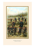 Wittenberg Infantry - 125th Regiment Posters by G. Arnold