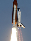 Space Shuttle Photographic Print by Peter Cosgrove