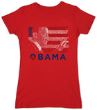 Juniors: Barack Obama Shirt