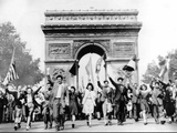 France End of WWII Photographic Print by  Anonymous