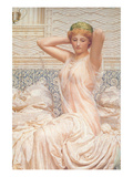 Silver Prints by Albert Joseph Moore