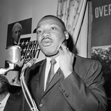 Martin Luther King Photographic Print by Henry L. Griffin