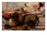 Tepidarium Posters by Sir Lawrence Alma-Tadema