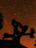 Meteor Magic Reaction Photographic Print by Reed Saxon