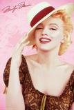 Marilyn Monroe - Hat Poster