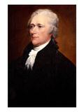 Alexander Hamilton Prints by John Trumbull
