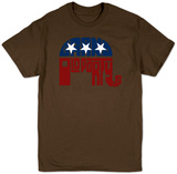 GOP Logo - Grand Old Party T-shirts