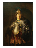 Bellona Prints by  Rembrandt van Rijn