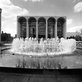 NYC Lincoln Center Photographic Print by  Anonymous