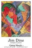 Jim Dine - Kalp - Koleksiyonluk Baskılar