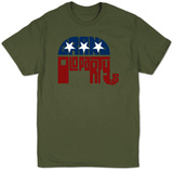 GOP Logo - Grand Old Party Shirts