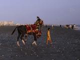 APTOPIX Pakistan Daily Life Photographic Print by Muhammed Muheisen