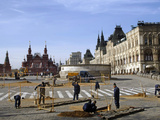 Russia Weather Photographic Print by Mikhail Metzel