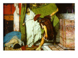A Roman Emperor AD 41 Prints by Sir Lawrence Alma-Tadema