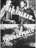 WWII Britain Posters Photographic Print by  Anonymous