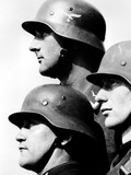 German Soldiers Photographic Print