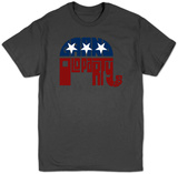 GOP Logo - Grand Old Party T-Shirt