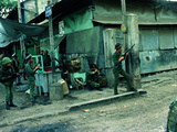 Vietnam War 1967 Photographic Print by Dang Van Phuoc
