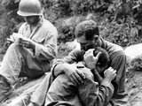 Korean War Casualties Photographic Print by Al Chang